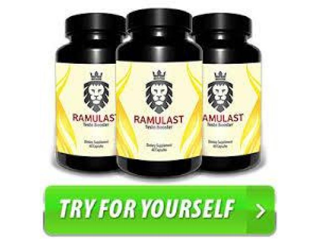 How Does Ramulast Complete Testosterone  Work ?